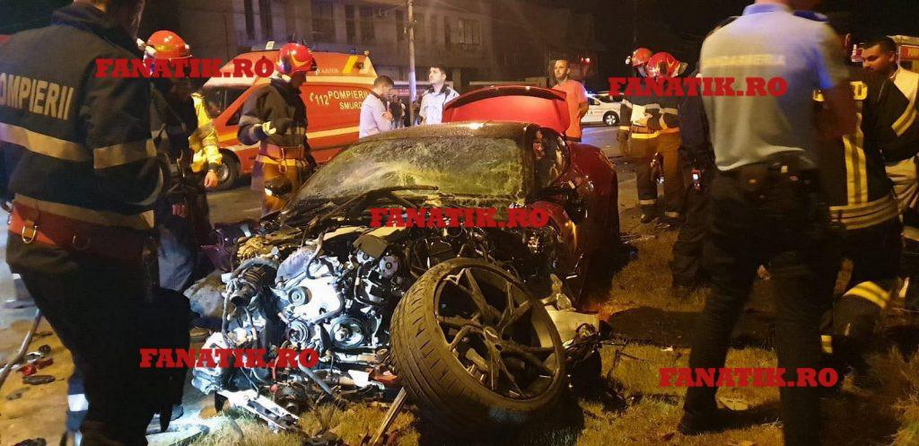 S-a aflat ce viteză ar fi avut Mario Iorgulescu la momentul producerii accidentului