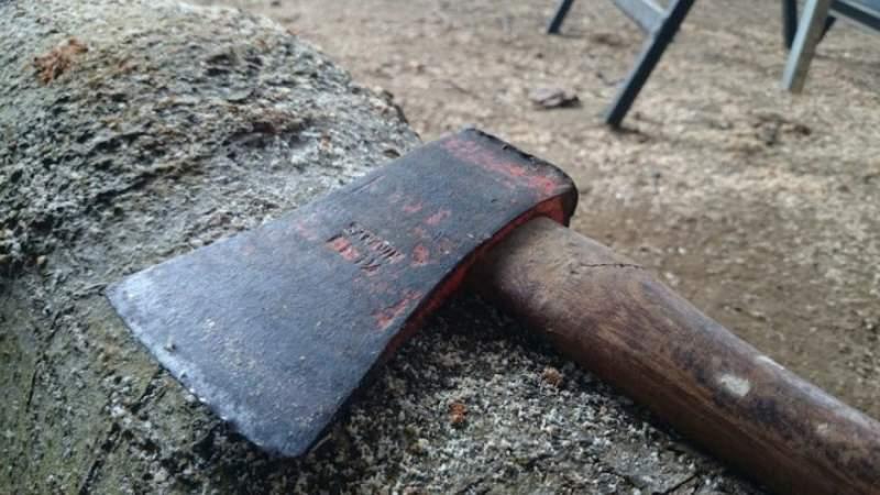 Bărbatul și-a ucis mai tânăra sa iubită cu lovituri de topor. Sursa foto: reporteris.ro