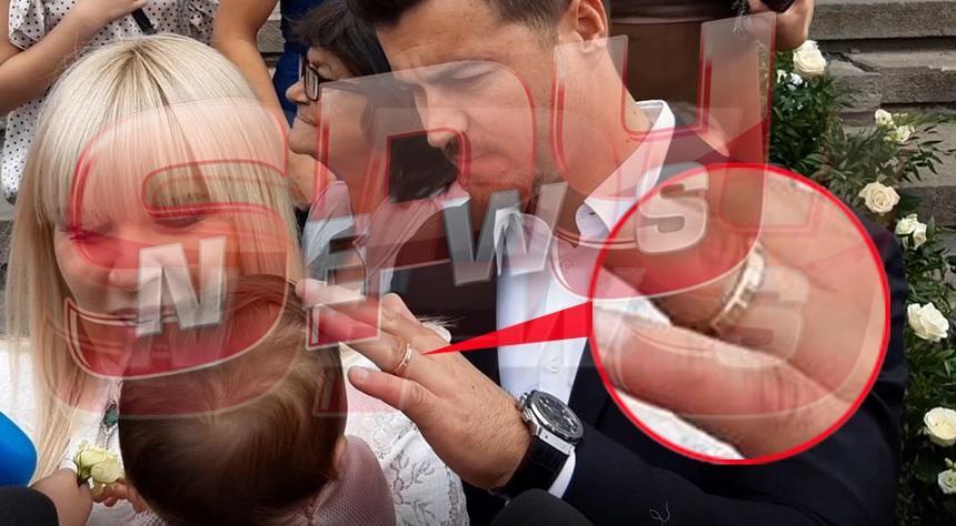 Elena Udrea s-a căsătorit în secret cu Adrian Alexandrov