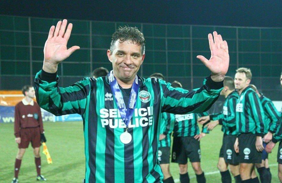 Sănătatea Cluj, echipa jucătorilor retrași și a veteranilor