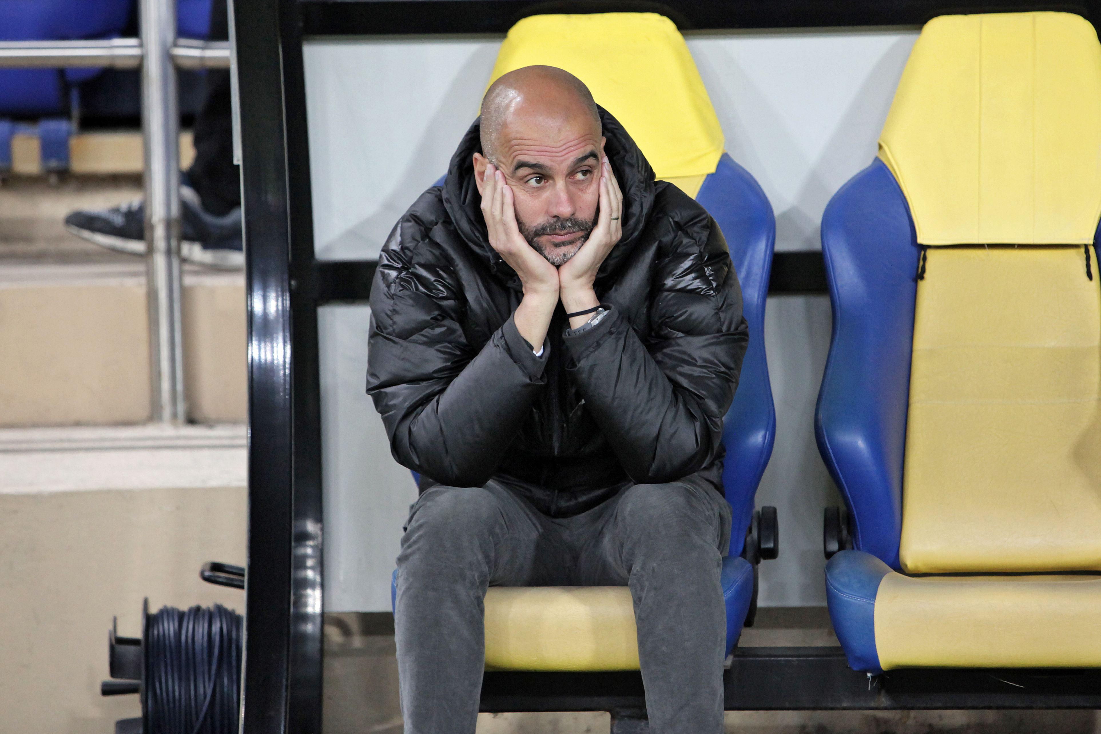 Antrenorul lui Manchester City. Sursă foto: hepta.ro