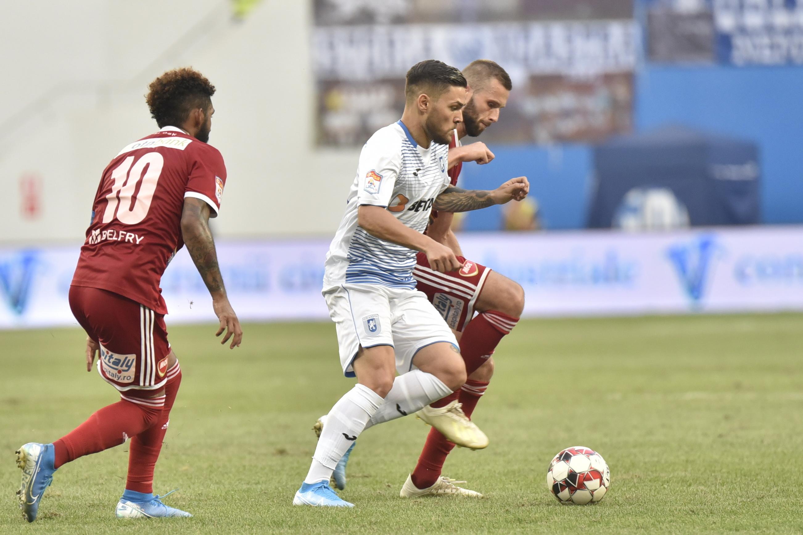 I-a recidivat accidentarea lui Alex Ioniță. Fotbalistul Craiovei va mai sta o lună pe bară. EXCLUSIV