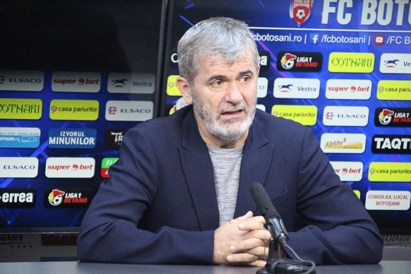 Valeriu Iftime, patronul FC Botoșani. Sursă Foto: Facebook