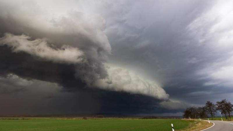 România, lovită de un ciclon. Ciclon