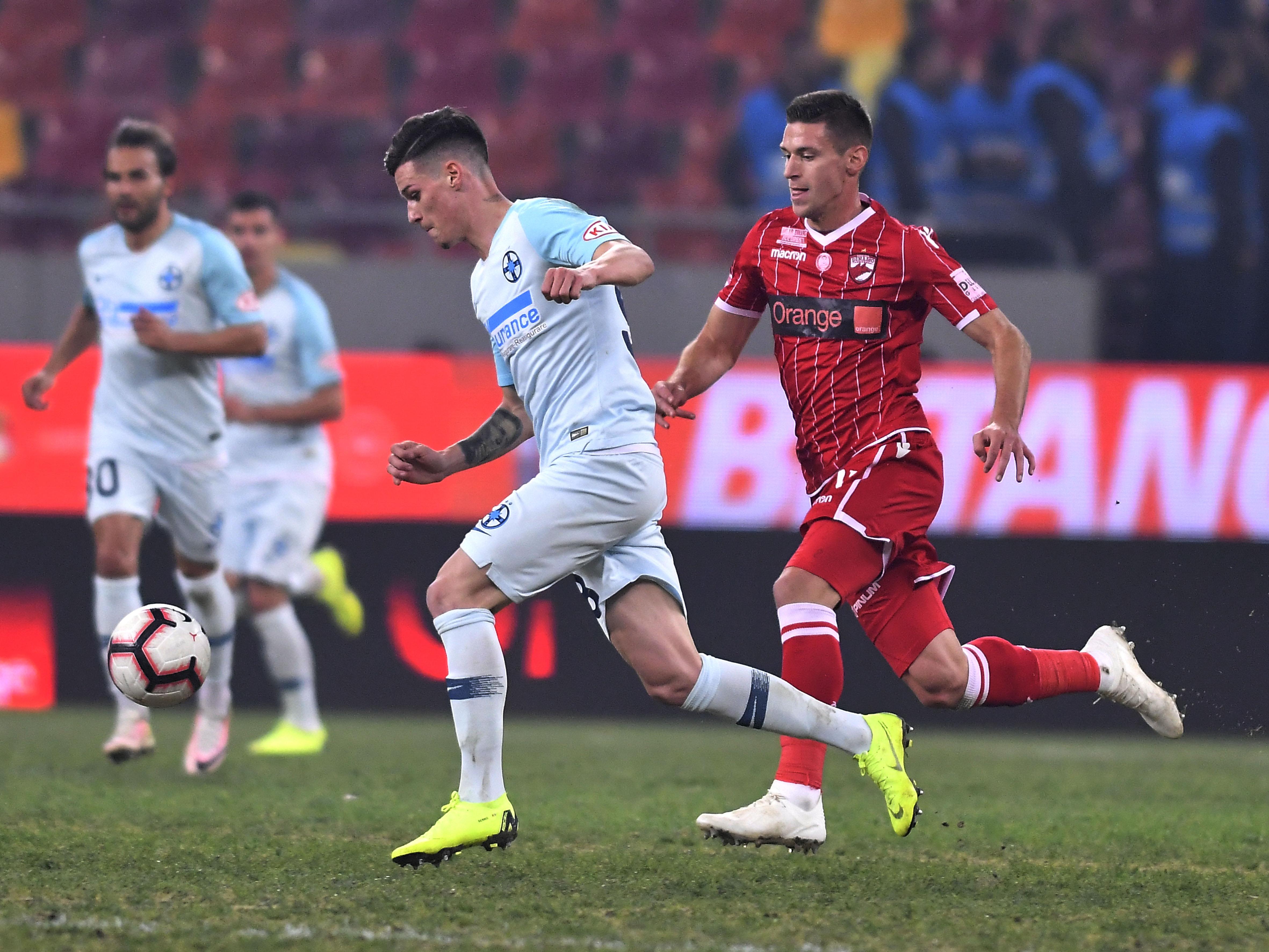 FCSB se duelează cu Dinamo runda viitoare. Sursă Foto: Sportpictures