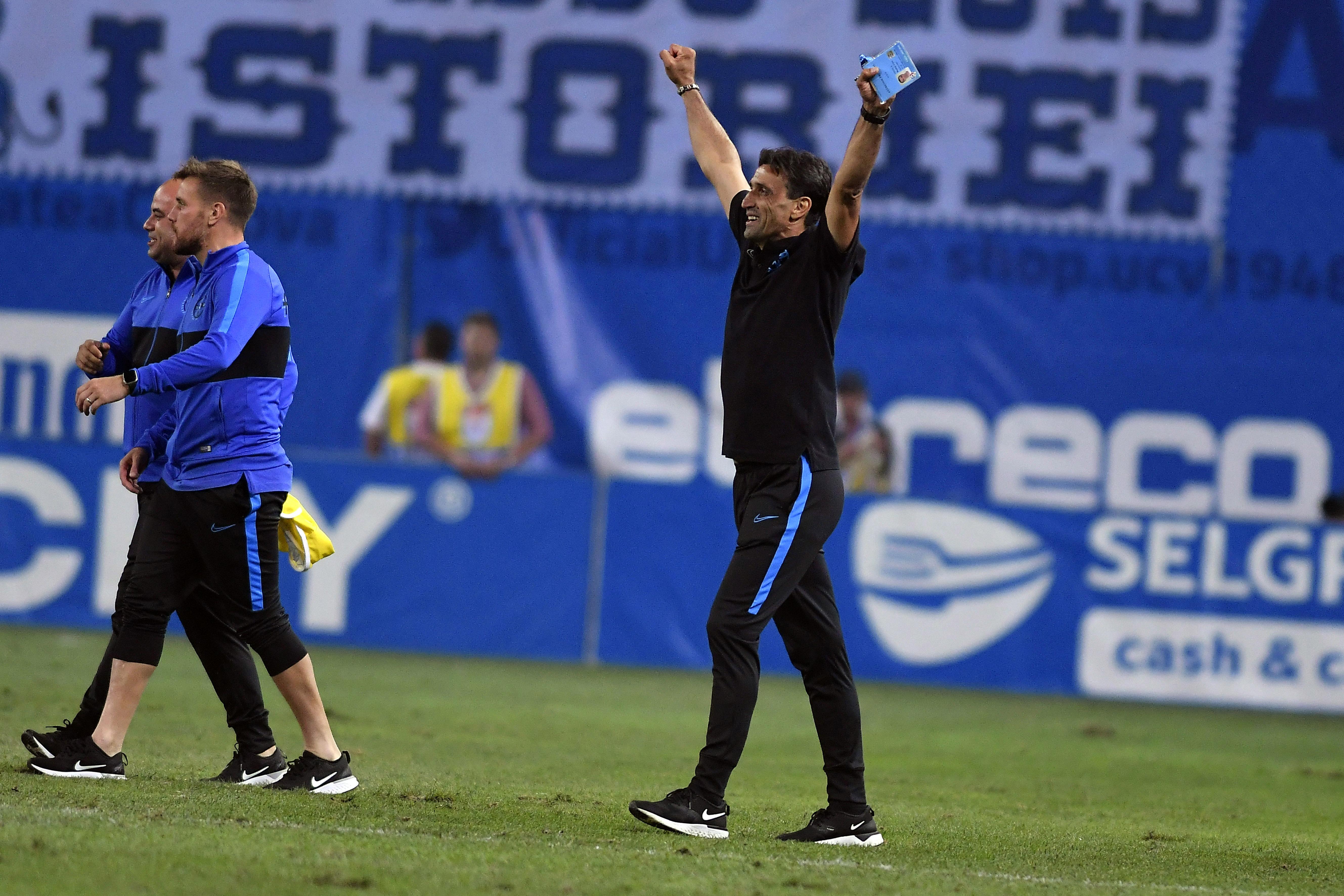 Atmosferă ca niciodată, rezultat ca întotdeauna! Reportaj FANATIK de la debutul lui Pițurcă în Universitatea Craiova - FCSB