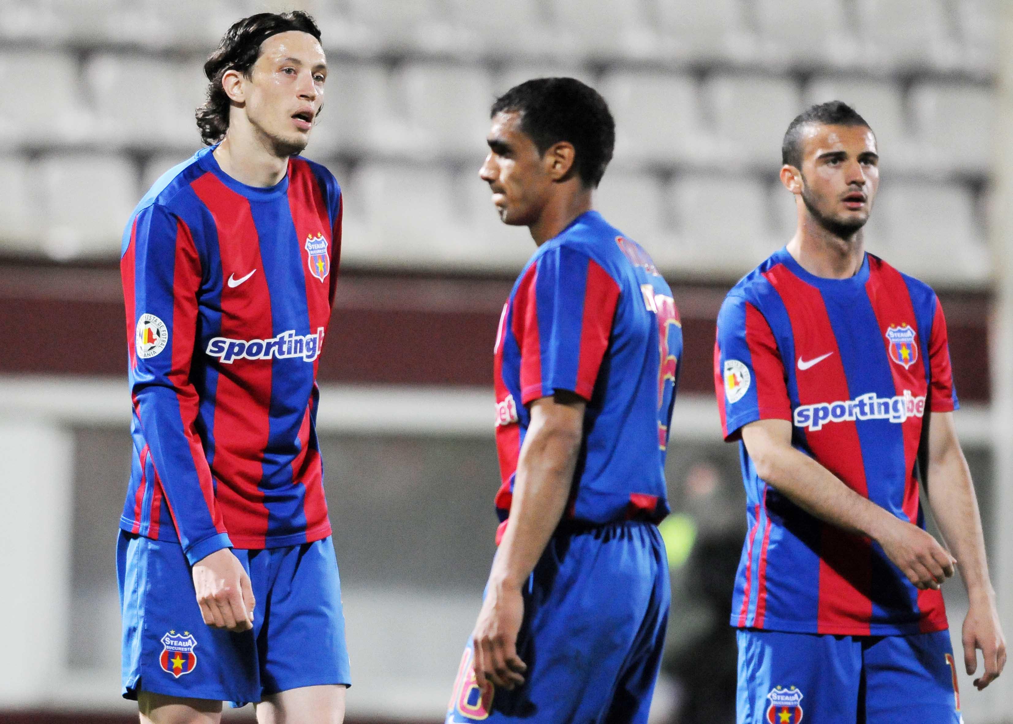 Ovidiu Petre a jucat pentru FCSB între 2006 și 2010. Sursă Foto: Sportpictures