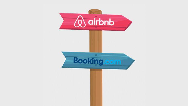 Se schimbă rezervările prin Booking și Airbnb! Bookig, Airbnb