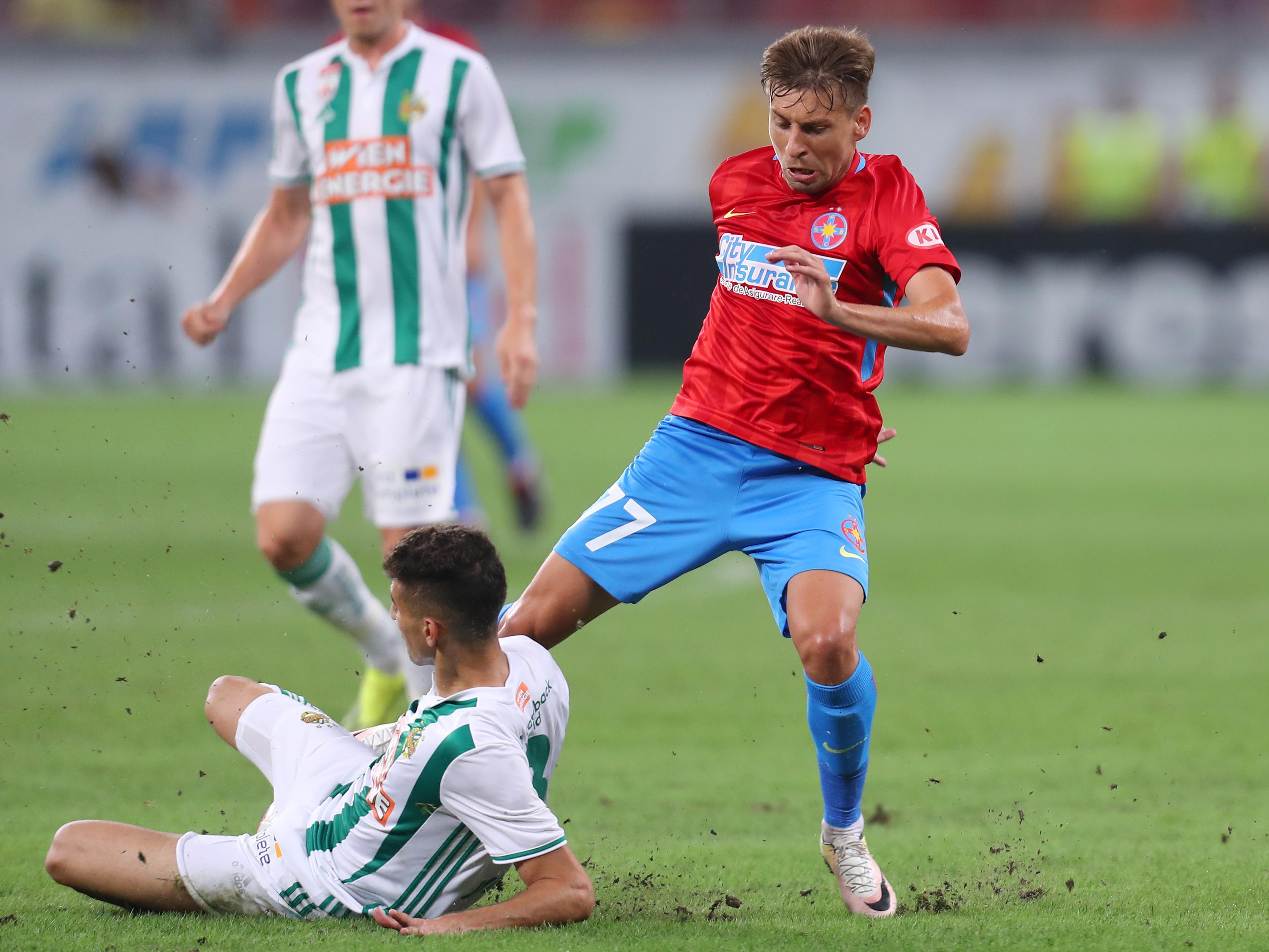 Alexandru Stan, probleme și pe plan profesional la FCSB