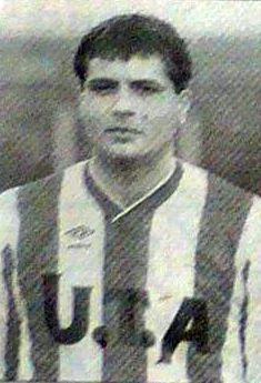 Marius Ţucudean, în tricoul lui UTA Arad