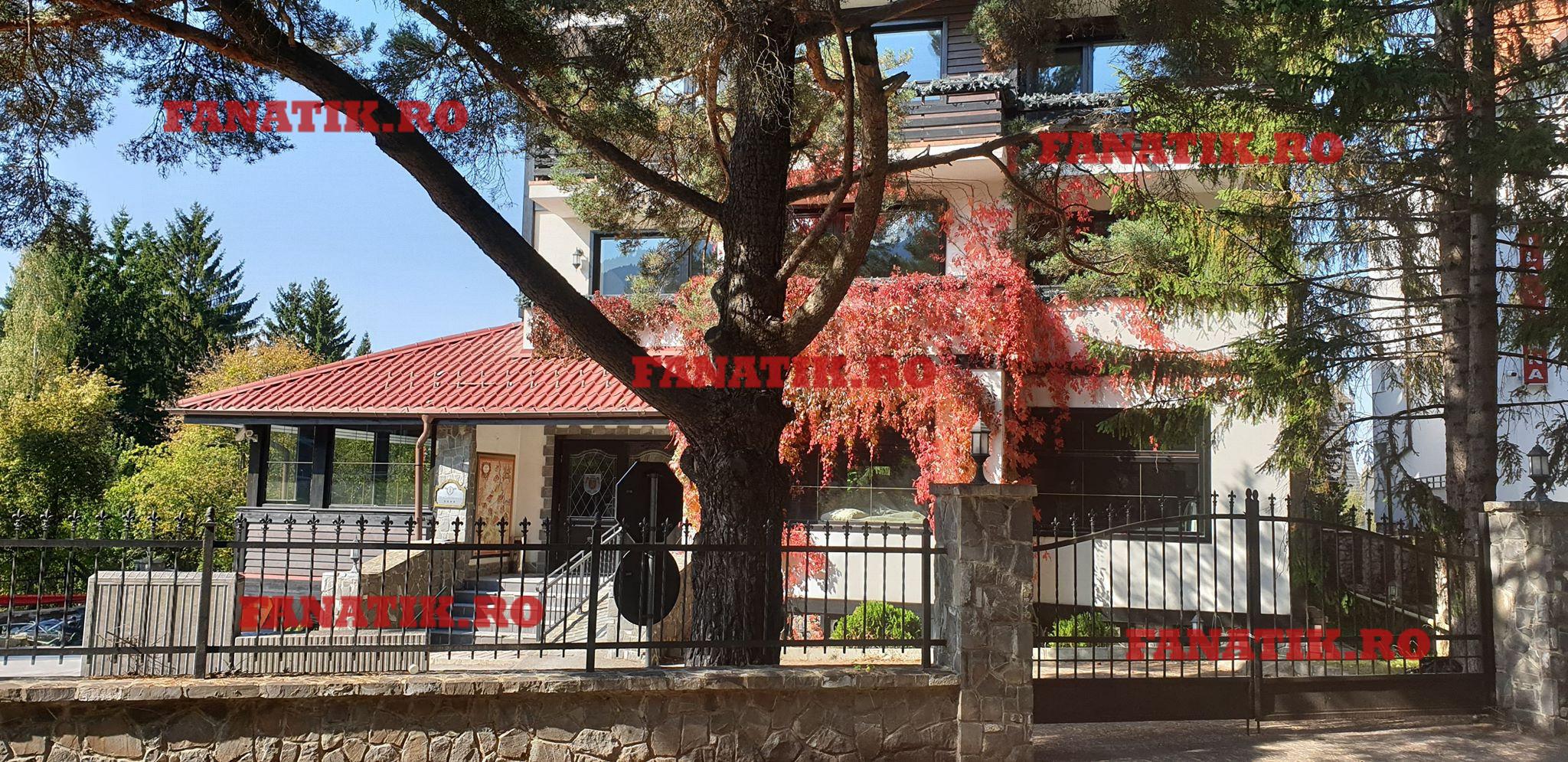 Hotelul Simonei Halep