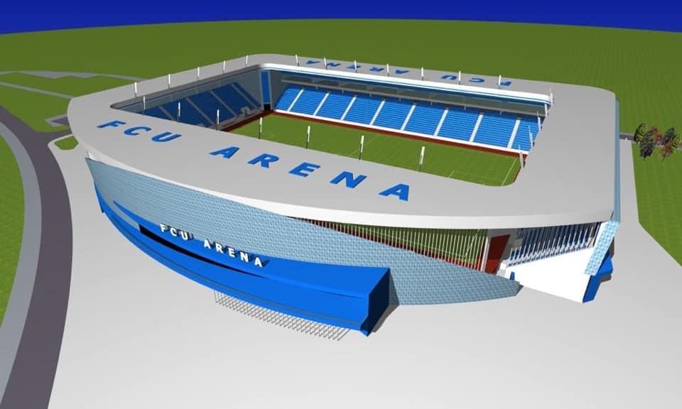 Așa dorește Adrian Mititelu să arate viitorul stadion al lui FC U Craiova