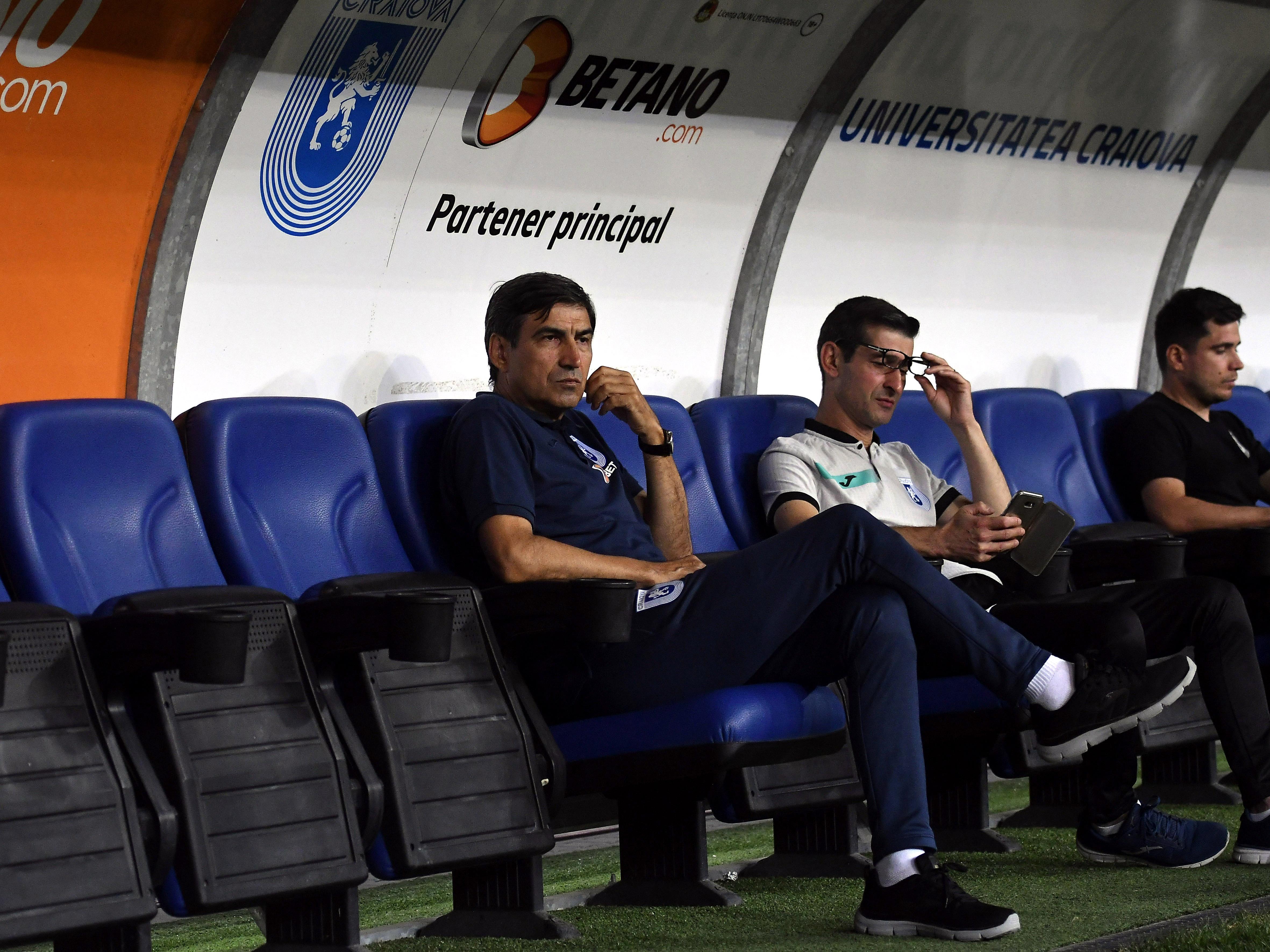 Adrian Neaga, angajat la U Craiova de Victor Pițurcă ca să antreneze atacanții! Fostul vârf al Stelei are un salariu de 4000 de euro pe lună. EXCLUSIV