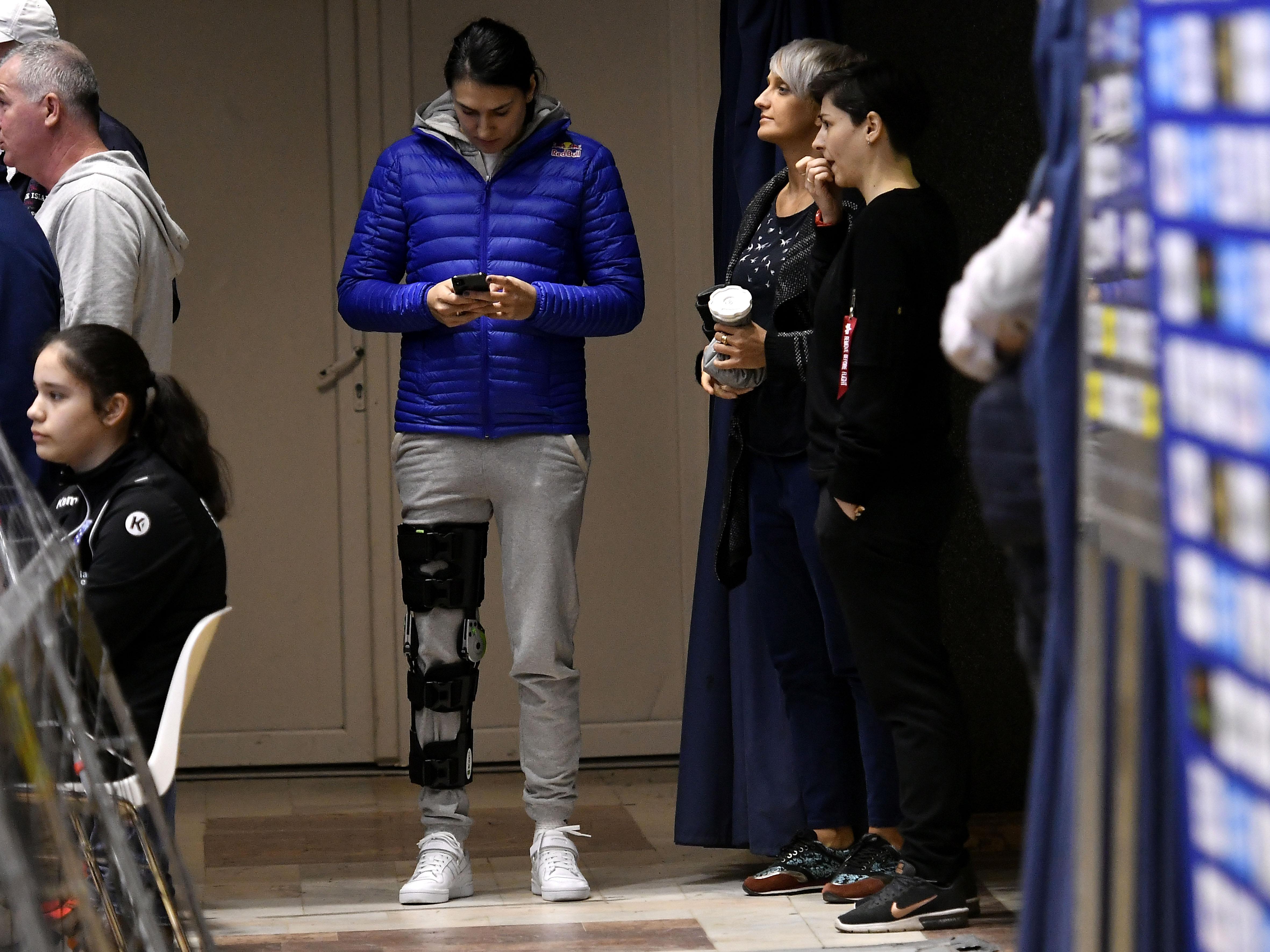 Cristina Neagu, complicaţii la recuperarea după operaţie! Cea mai bună handbalistă a lumii îşi amână revenirea pe teren. EXCLUSIV