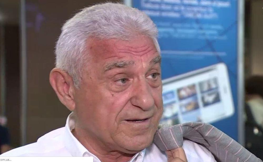 """Cornel Dinu i-a dat lui Giovani Becali """"șansa să apară în ochii românilor, prin ceea ce a încercat atunci, în 1991, un patriot ce a vrut să-și ajute țara, pentru ca """"tricolorii"""" să ajungă la turneul final al Campionatului European din 1992!"""". Sursa foto: digisport.ro"""