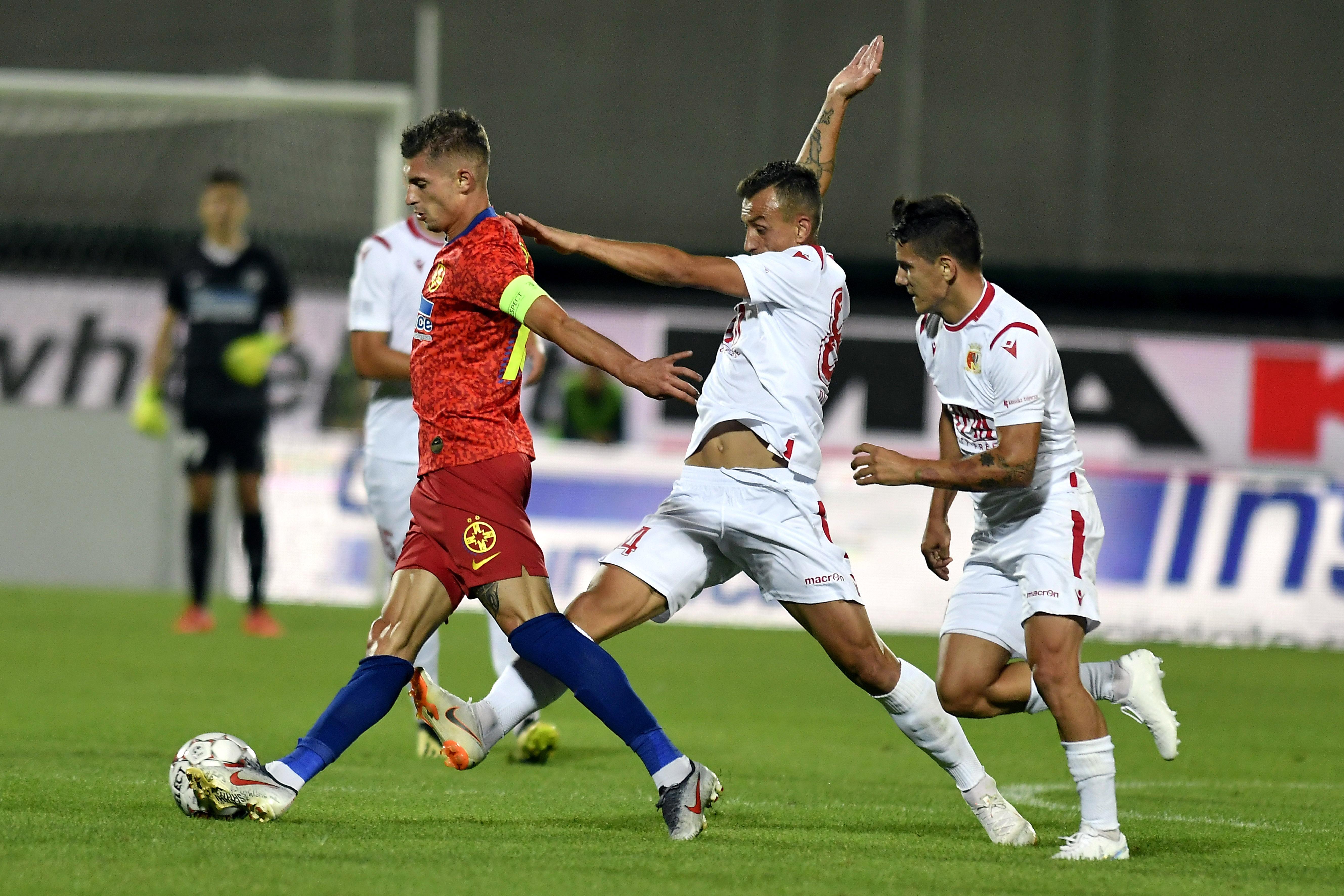 Posibilii adversari pentru FCSB, Viitorul şi U Craiova dacă UEFA Europa Conference League începea din vară