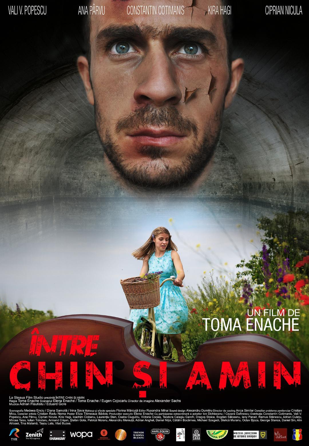 """Kira Hagi a debutat la cinema în filmul """"Între chin și amin"""""""