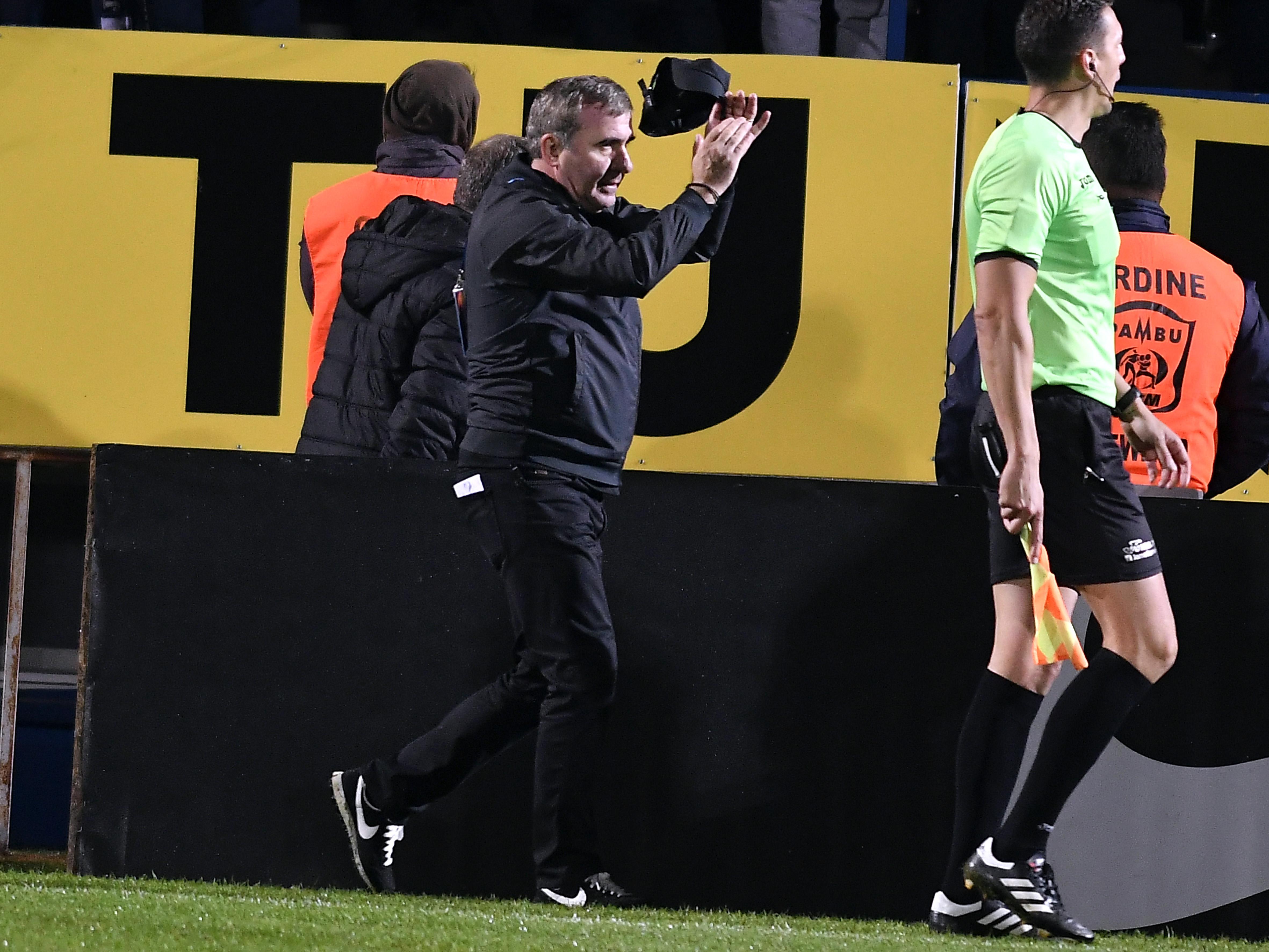 Viitorul, echipa lui Gică Hagi, este pe locul doi în Casa Pariurilor Liga 1. Sursă Foto: Sportpictures