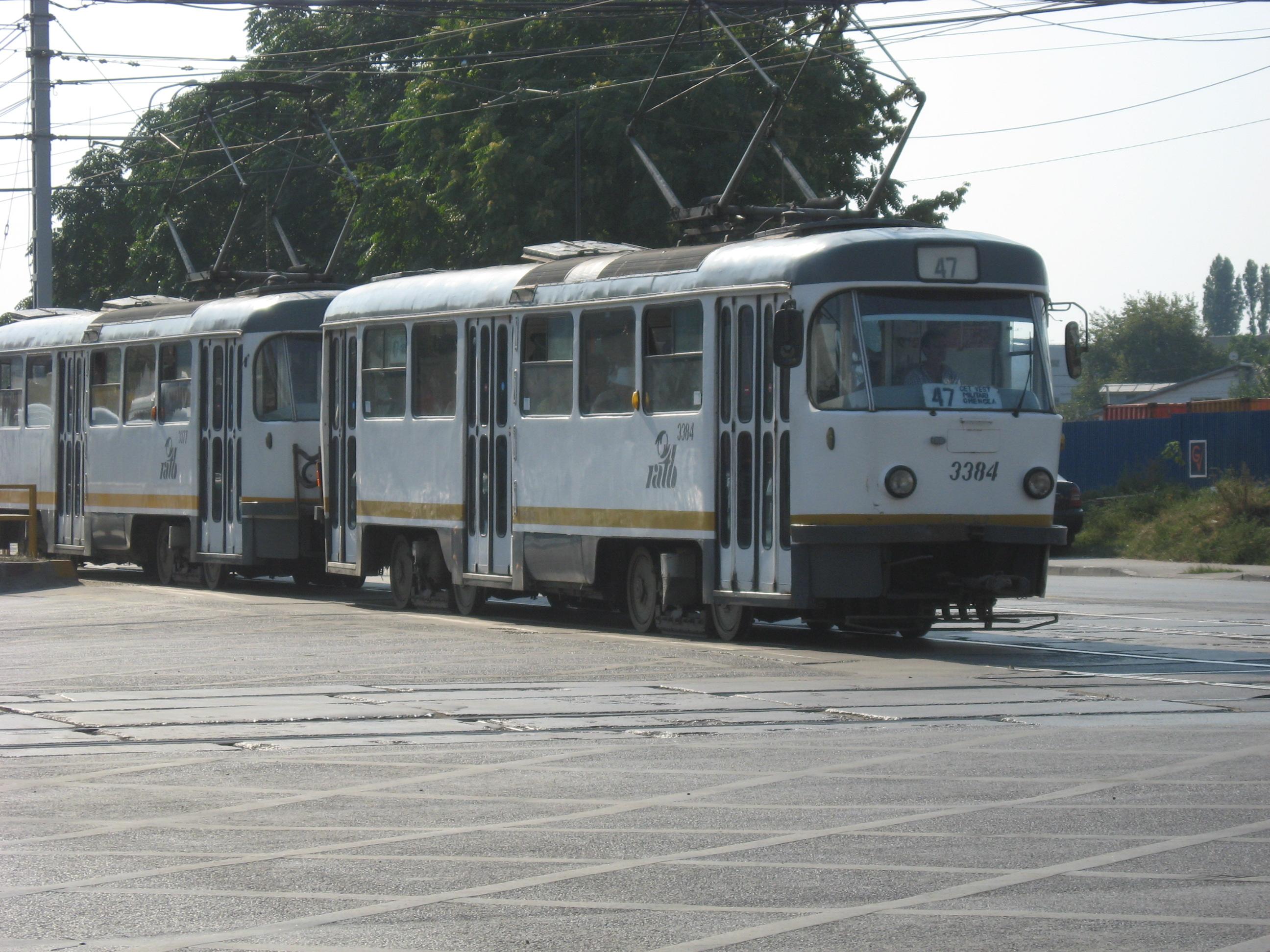 STB a deschis o licitație pentru tramvaiele scurte  de 18 metri