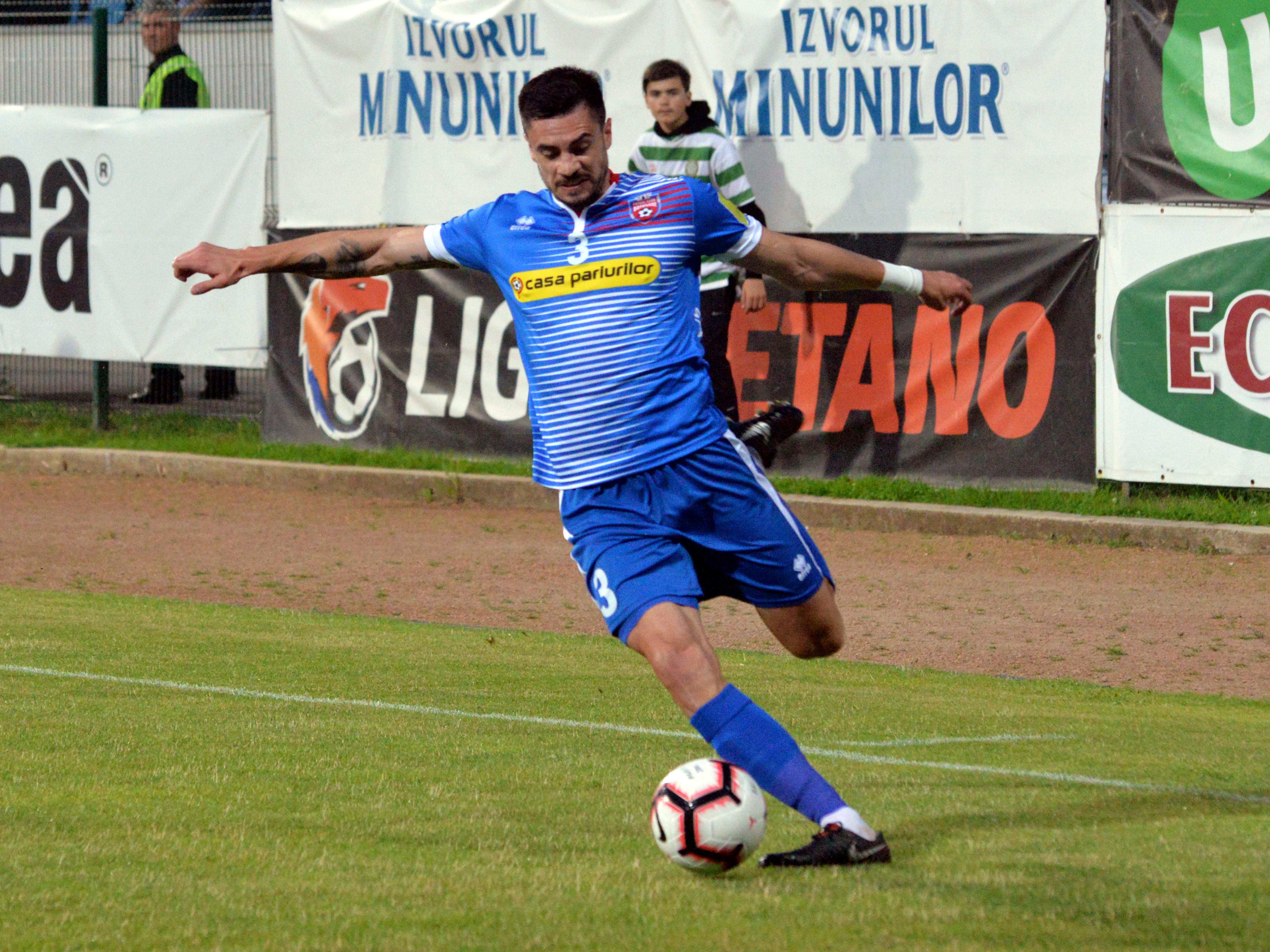 Andrei Burcă îi răspunde lui Iftime după ce patronul Botoșaniului a numit transferul cea mai proastă afacere a sa: