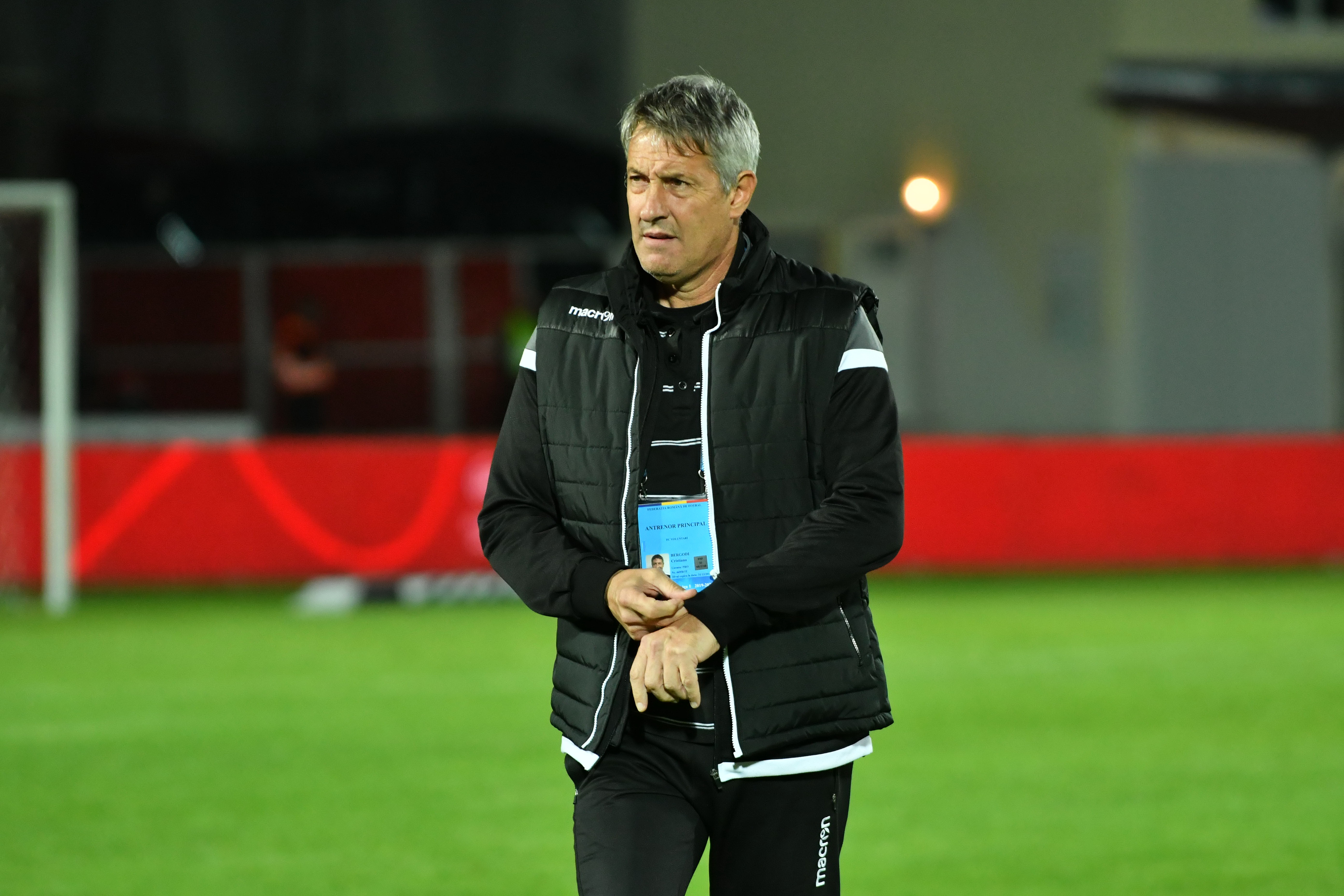 Gigi Mulțescu, în locul lui Cristiano Bergodi la FC Voluntari?! Când se poate face mutarea. EXCLUSIV