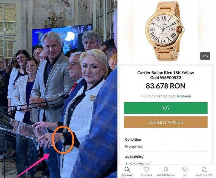 Viorica Dăncilă, acuzată că nu și-a pus în declarație de avere