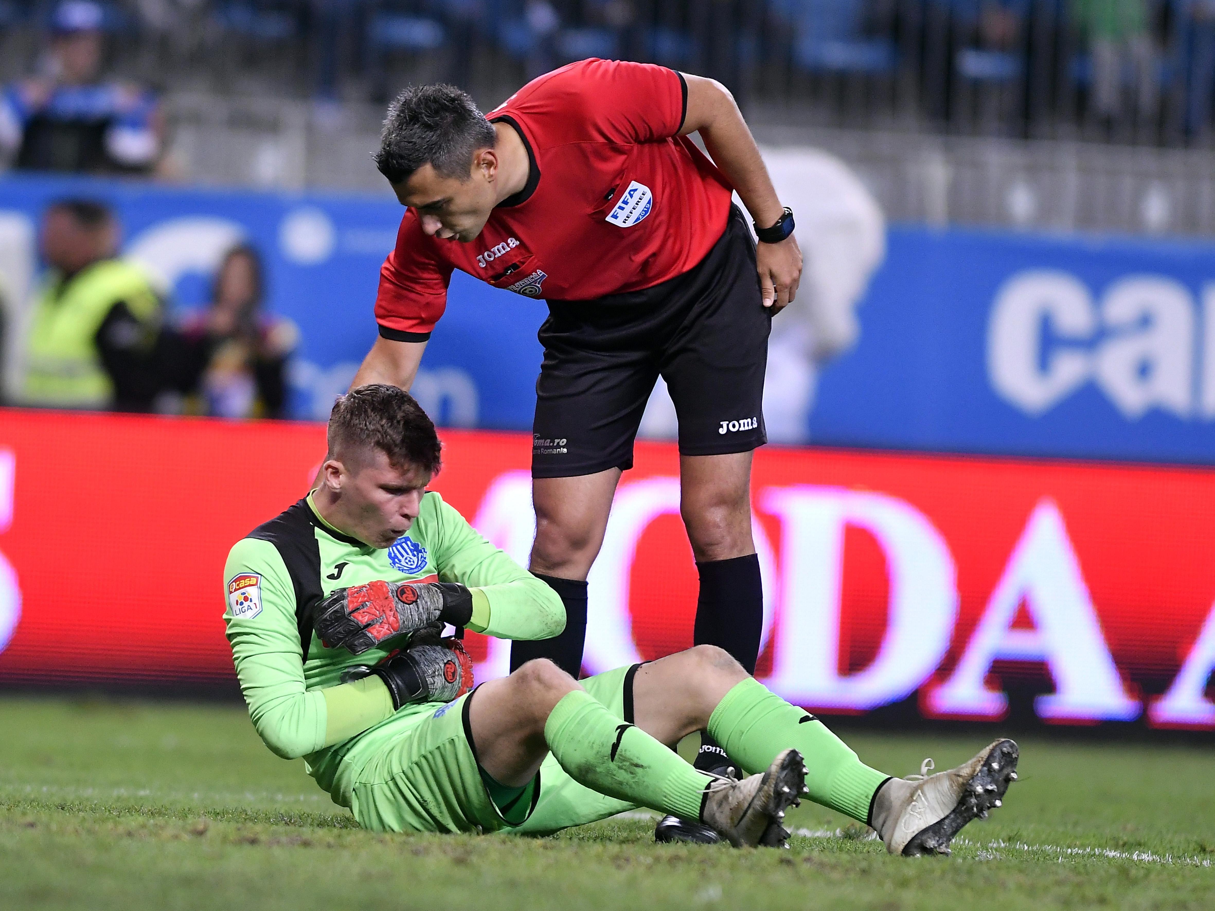 Ştefan Târnovanu nu va evolua împotriva FCSB-ului! Gigi Becali a pus clauză când l-a transferat de la Poli Iaşi. EXCLUSIV