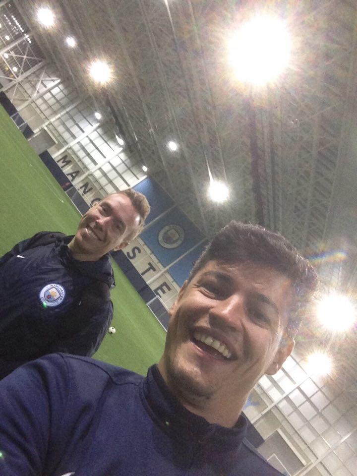 """De la Manchester City la Mediaș. Bruno Vienescu """"Vom fi pionieri în România cu ce implementăm!"""" Cum a ajuns la cluburile mari din Anglia. INTERVIU"""