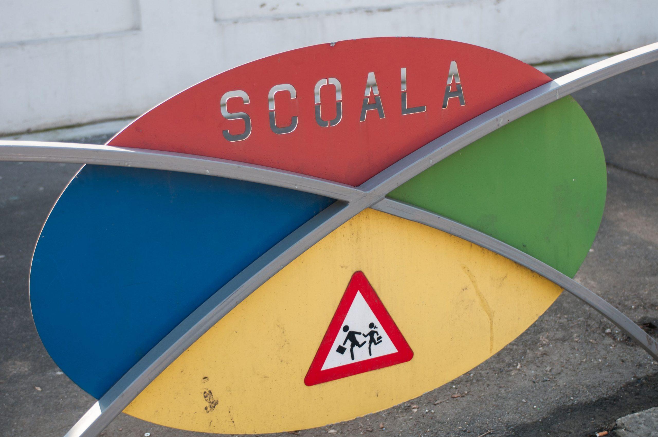 România, țara în care copiii încă mai vin cu barza! Școala