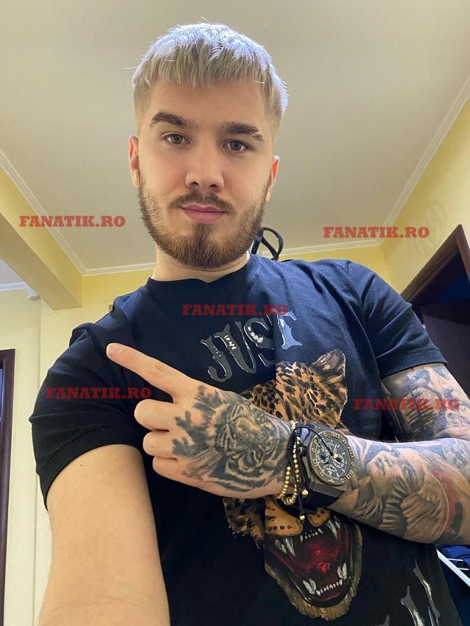 Sebastian Chitoșcă a venit la București câteva zile, după care va pleca înapoi în Germania, unde s-a stabilit cu toată familia după ce s-a retras din fotbal