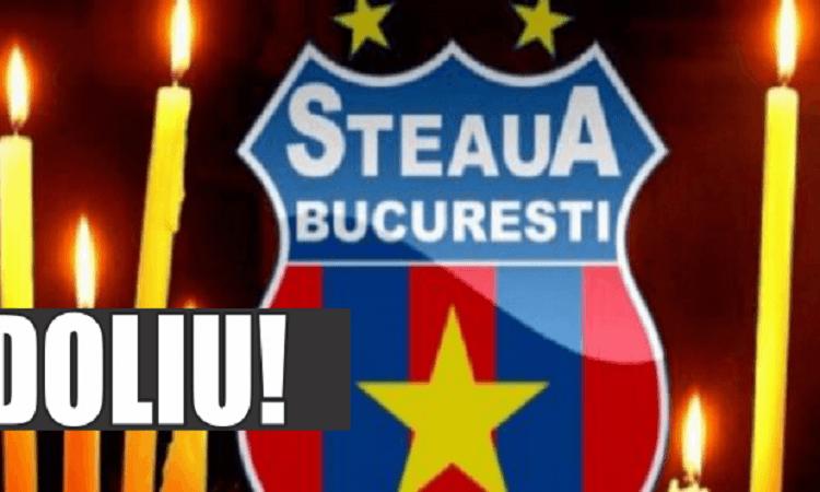 DOLIU MARE in Romania! A murit un fost mare jucator al Stelei. Avea doar 43 de ani...