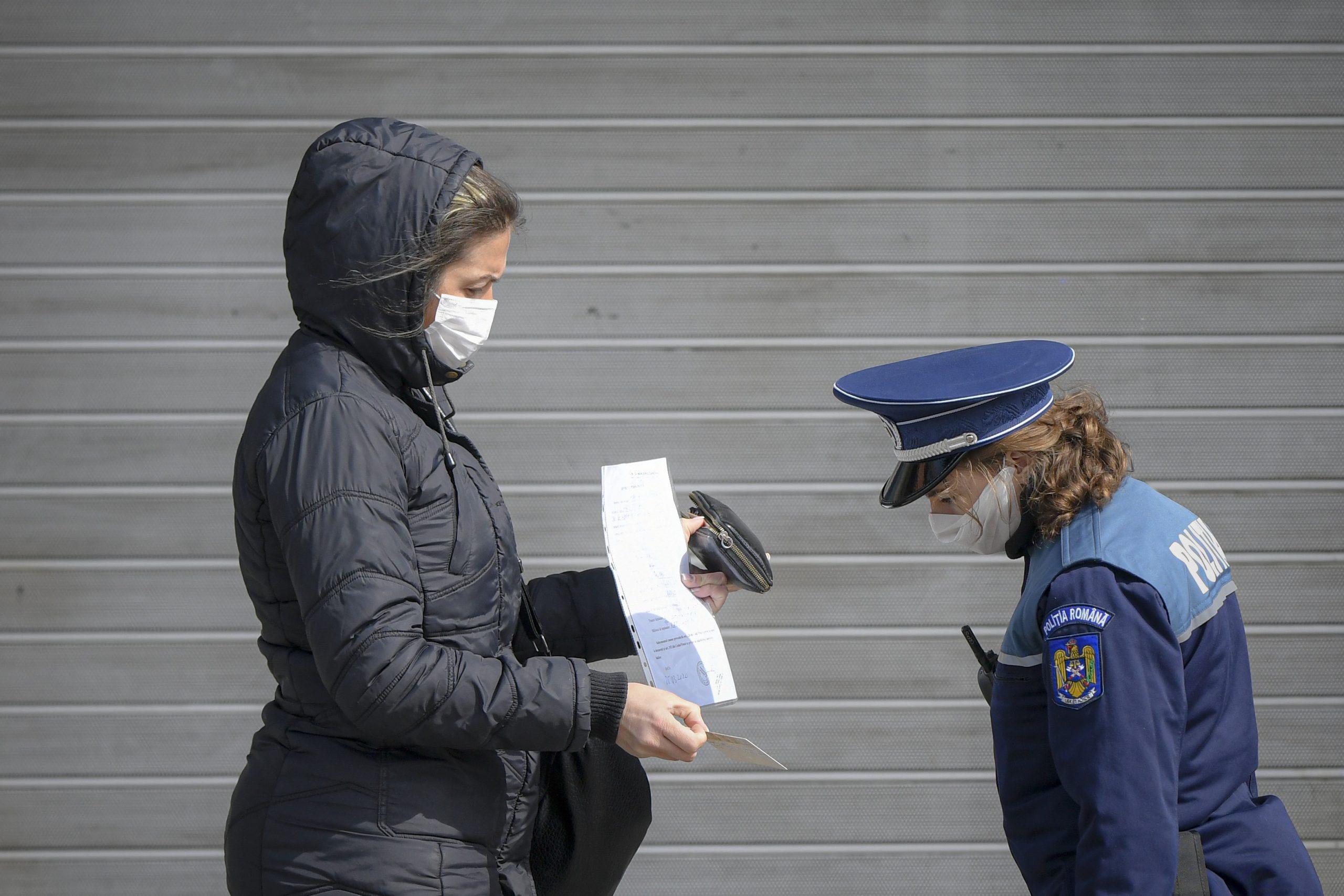 A început teroarea în România. Poliție