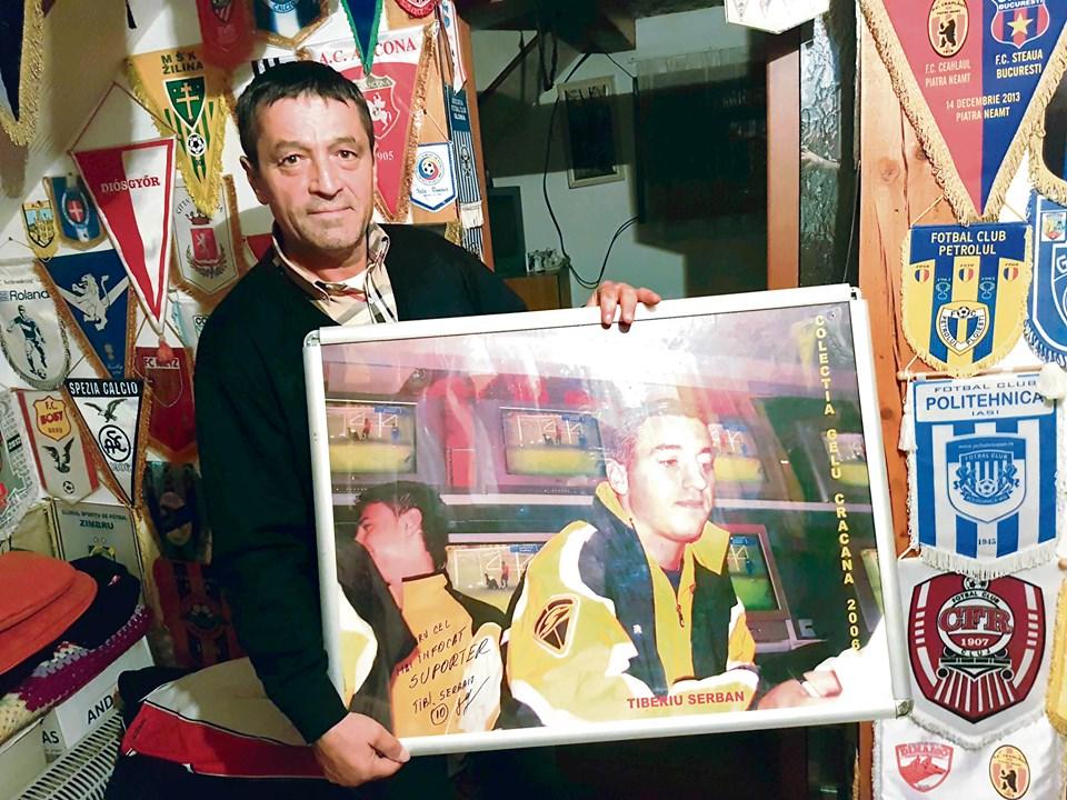 Drama prin care trece Tibi Şerban, fostul căpitan al Ceahlăului Piatra Neamţ! Problemele grave din viaţa acestuia: alcoolic, epileptic, pușcăriaș, singur pe lume