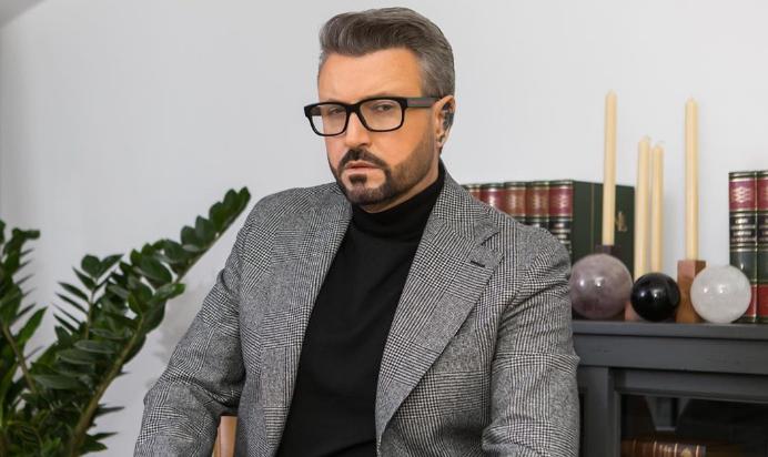 Celebrul creator de modă, Cătălin Botezatu