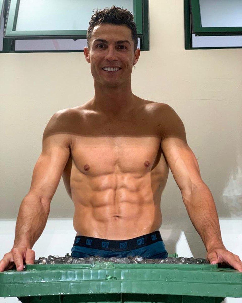 Cristiano Ronaldo acum. FOTO: instagram