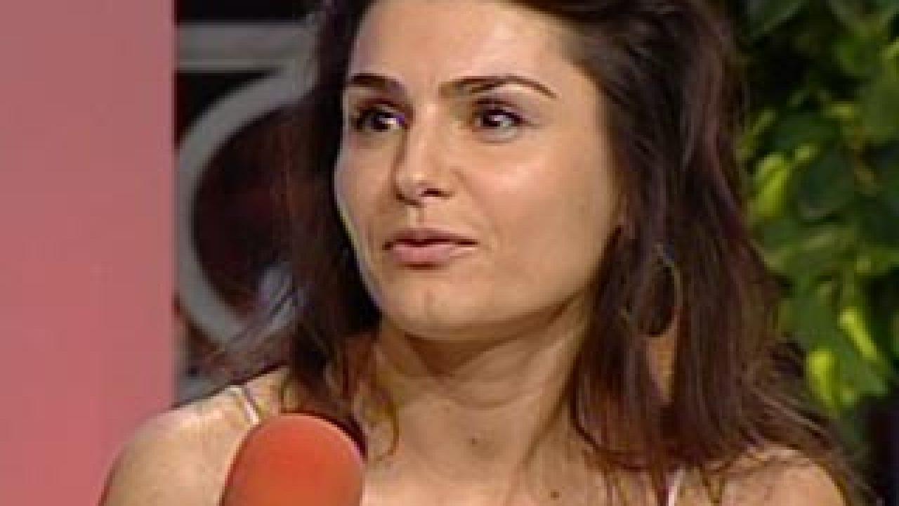 Dana Budeanu nemachiată, într-o emisiune TV