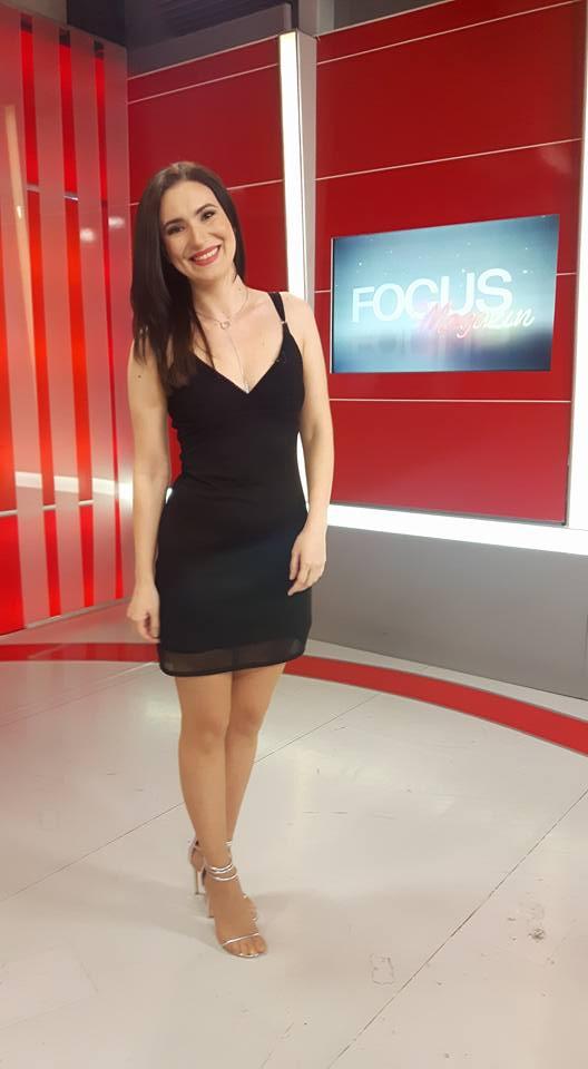 Dana Istrate prezenta Focus Monden înainte să rămână însărcinată