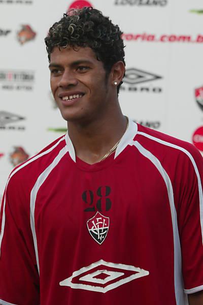 Hulk într-unul din cele două meciuri de la Vitoria. FOTO: Folhapress