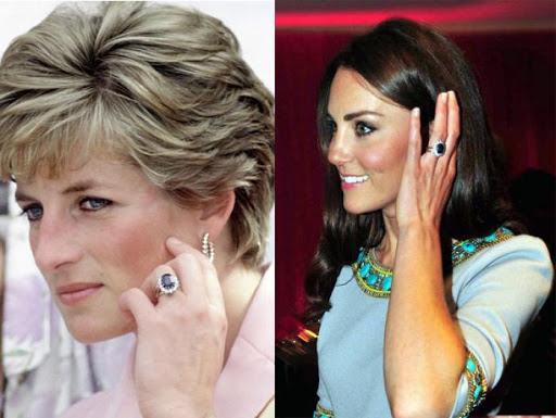 Inel Prințesa Diana