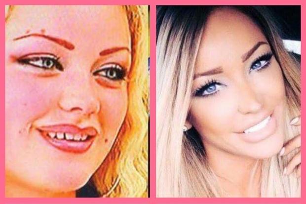Bianca Drăgușanu arăta complet diferit pe vremuri. Ea arată mai bine la 38 de ani decât la 18