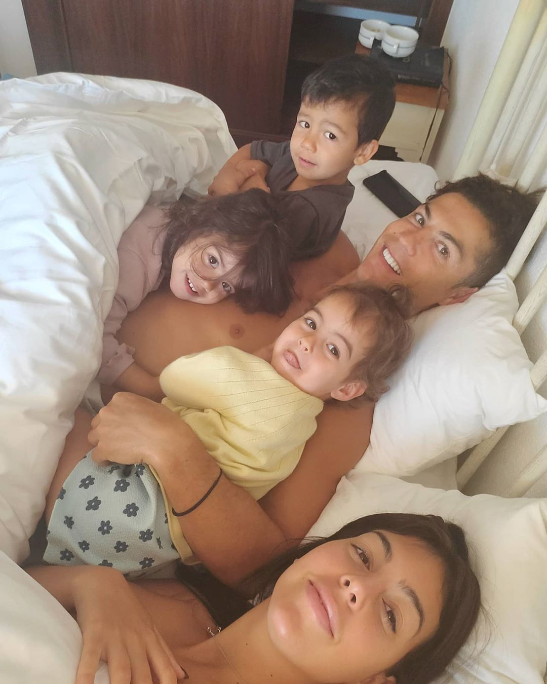 O mare familie. FOTO: instagram