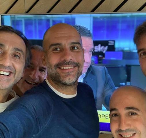 Pep Guardiola dupa decizia TAS în privința lui Manchester City. Sursă foto: twitter