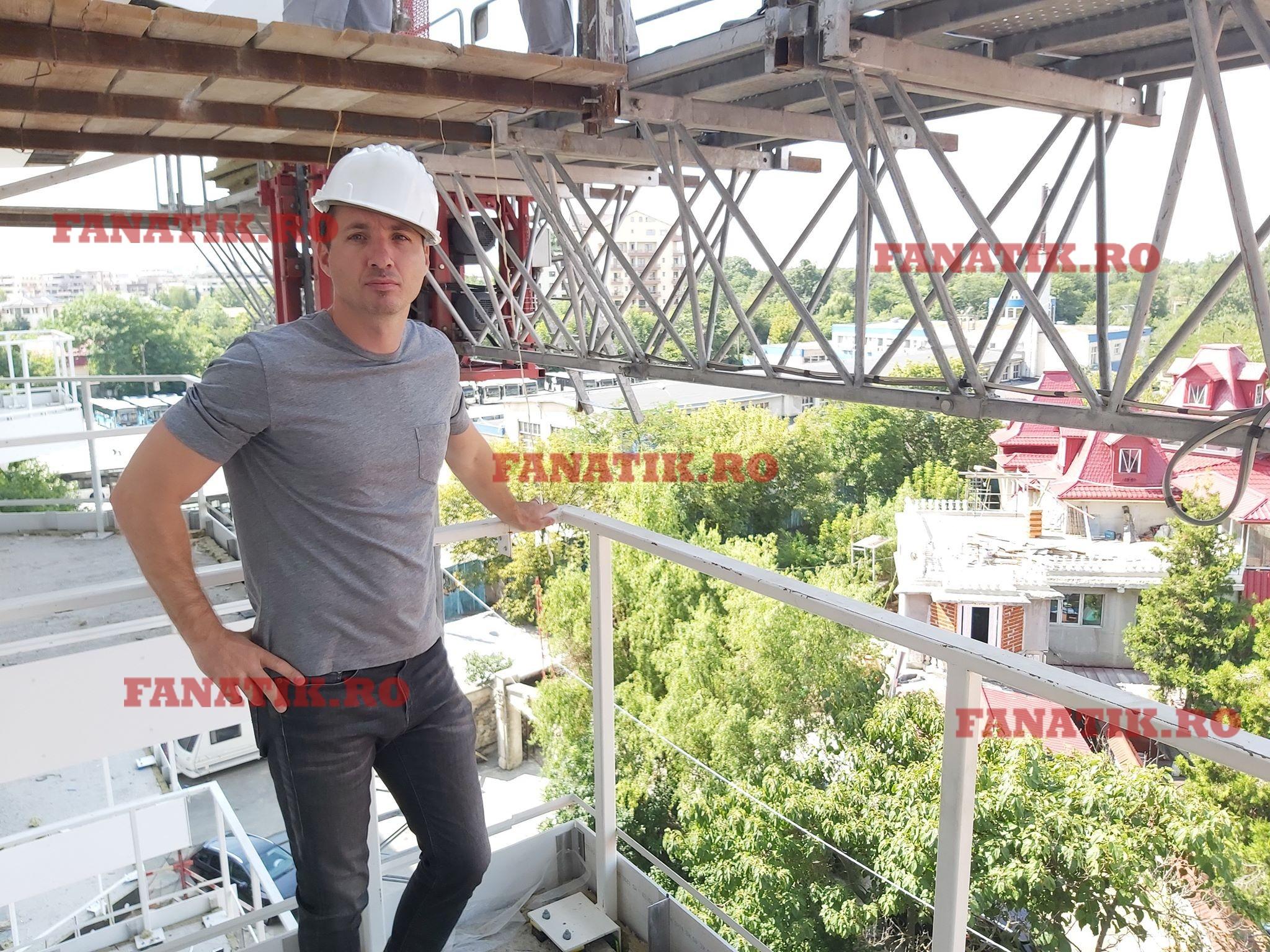 Șeful lui nea Mitică fost la Ligă! Fiul lui Dumitru Dragomir, un om de afaceri prosper: