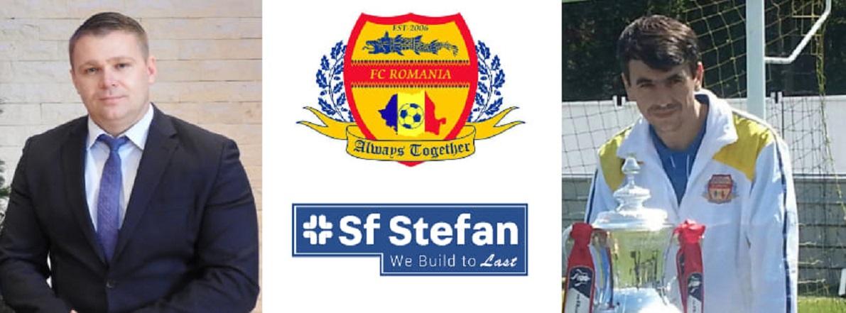 Stefan Voloseniuc, FC Romania, Ionuț Vintilă
