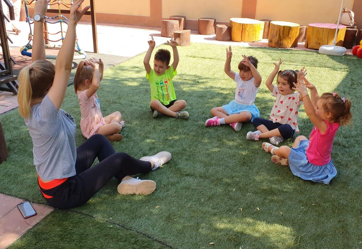 Creşele vor avea mai puţini copii în grupe Sursa foto: Art'Alegria