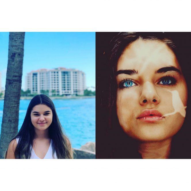 Cum arată fiica cea mare a lui Cristi Borcea. Melissa seamănă foarte bine cu tatăl ei