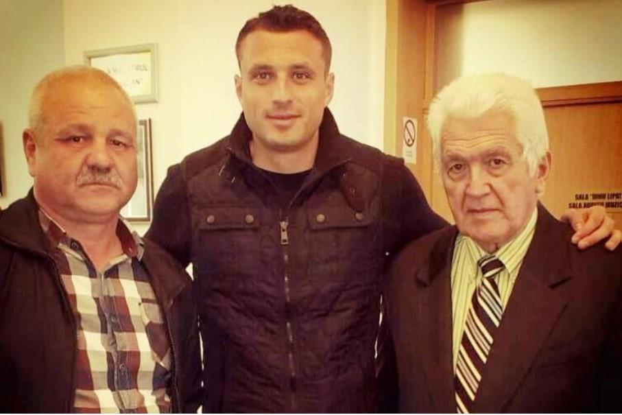 Ion Moroiță, Andrei Moroiță, Mircea Dridea