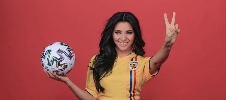 Corina Caragea, prezentatoarea știrilor din sport de la Pro TV