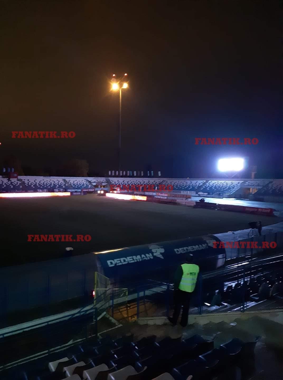 Live Blog Casa Pariurilor Liga 1, etapa a 9-a. Probleme la Iași! A căzut nocturna cu 10 minute înainte de startul meciului