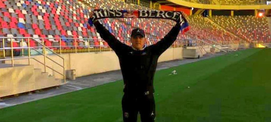 """Liderul galeriei de la FCSB a fost pe stadionul Steaua: """"Bau! Aici va sta Peluza Nord!"""""""